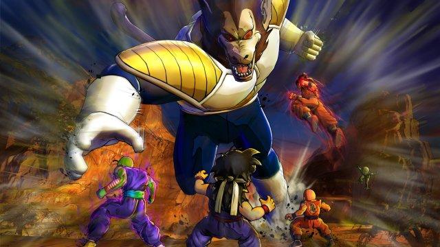 Dragon Ball Z: Battle of Z til Playstation Vita