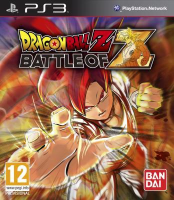 Dragon Ball Z: Battle of Z til PlayStation 3