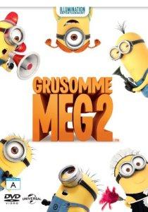 Grusomme Meg 2