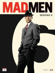 AMC Mad Men - Sesong 6
