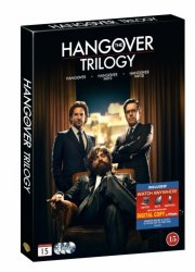 Hangover Trilogy 1-3