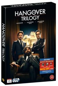 Hangover Trilogy 1-3