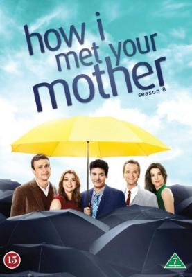 CBS How I Met Your Mother - Sesong 8