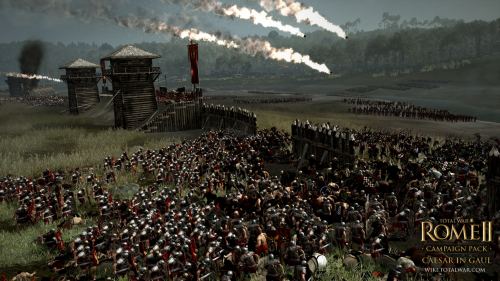 Total War: Rome II - Caesar in Gaul til PC