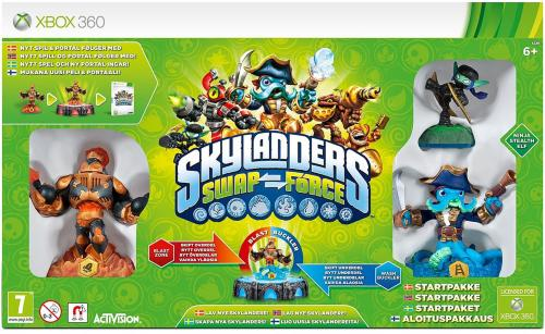 Activision Skylanders Swap Force Starter Pack X360