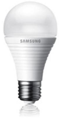 Samsung LED E27 6,5W varm hvit