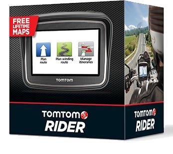 Tomtom Rider 5 Premium Pack