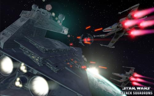 Star Wars: Attack Squadrons til PC