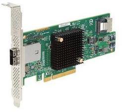 LSI SAS 9207-4i4e SGL