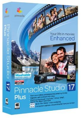 Pinnacle Studio 17 Plus
