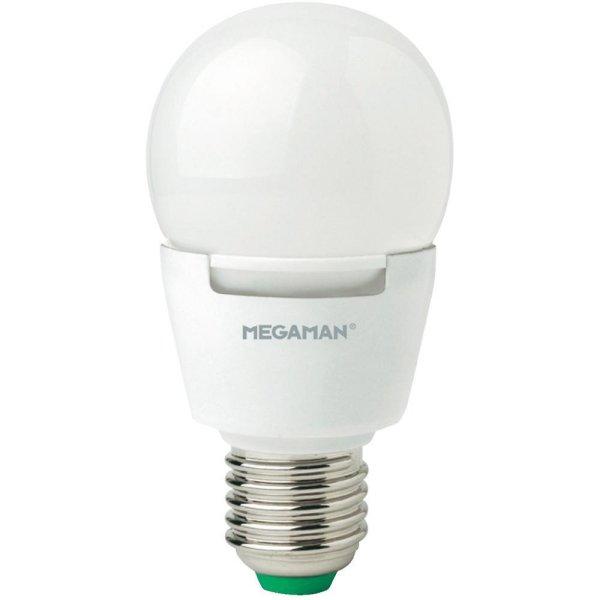 Megaman LED E27 10W varm hvit