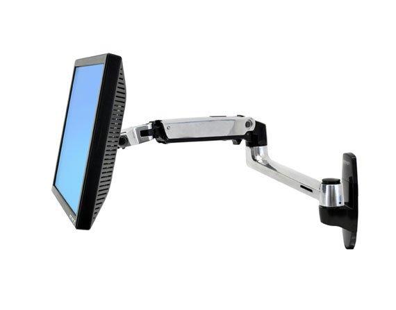 Ergotron LX arm for TVskjerm maks 9kg Veggmontering, vesa