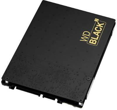 Western Digital BlackDual drive 120GB SSD 1TB HDD