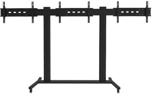 Multibrackets M Public Video Wall Stand 3-Screens 40-55