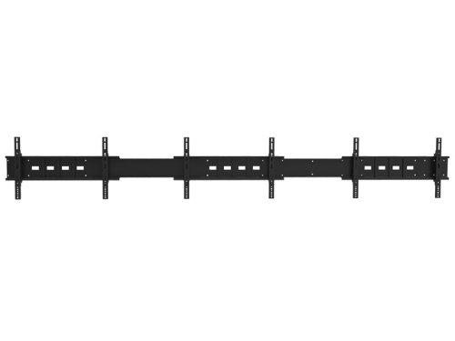 "Multibrackets M Public Video Wallmount 3-Screens 40-55"""