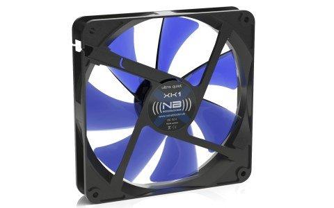 Noiseblocker BlackSilent Fan XK-1