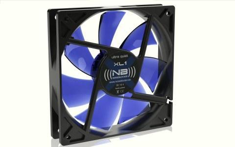 Noiseblocker BlackSilent Fan XL-P