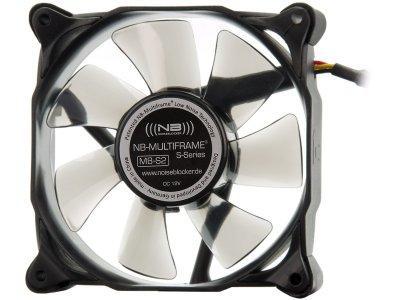 Noiseblocker Multiframe S-Series M8-S2