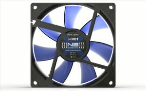 Noiseblocker BlackSilent Fan XE-2