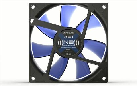 Noiseblocker BlackSilent Fan XE-1
