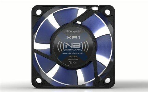 Noiseblocker BlackSilent Fan XR-1