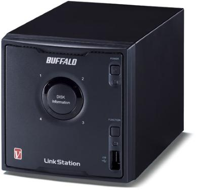 Buffalo LinkStation Pro Quad 8TB