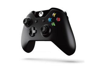 Xbox One v2 trådløs kontroller (sort) Xbox kontrollere