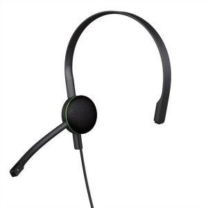 Best pris på Microsoft Xbox One Chat Headset Hodetelefoner