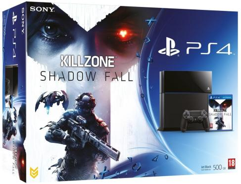 Sony Playstation 4 (inkl. Killzone: Shadow Fall)