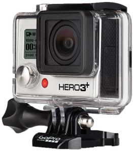 GoPro HD Hero3+ Black