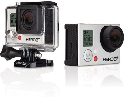 Best pris på GoPro HD Hero3+ Black - Se priser før kjøp i Prisguide