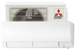 Mitsubishi FH35 varmepumpe