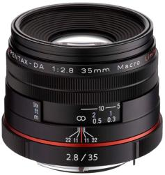Pentax HD DA 35mm f/2.8 Macro Limited