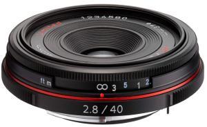 Pentax HD DA 40mm f/2.8 Limited