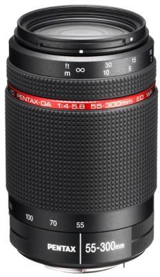 Pentax HD DA 55-300mm F4.5,8 ED WR