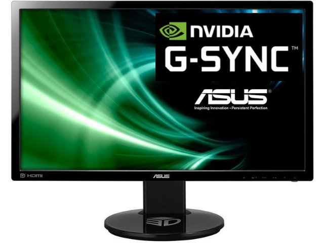 Asus VG248QE Nvidia G-Sync
