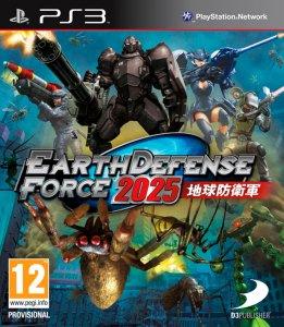 Earth Defense Force 2025 til PlayStation 3