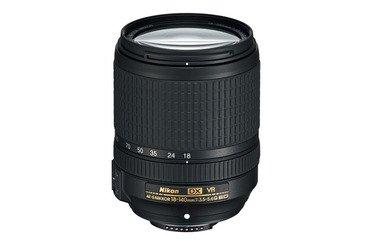 Nikon AF-S Nikkor 18-140mm f/3,5-5,6G VR