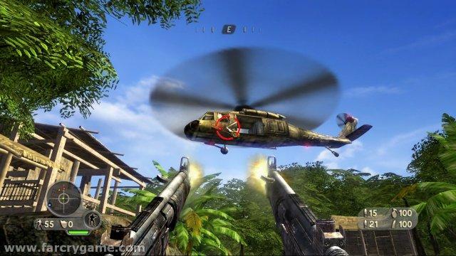 Far Cry Instincts: Predator til Xbox 360