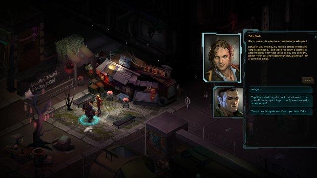 Shadowrun: Dragonfall til PC