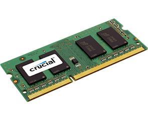 Crucial DDR3 SO-DIMM 1600MHz 8GB