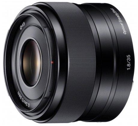 Sony Nex 35mm F1.8 E OSS