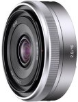 Sony 16mm F2.8 objektiv for NEX