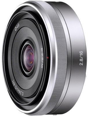 Sony 16mm F2.8 objektiv for NEX