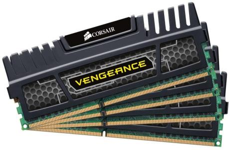 Corsair Vengeance DDR3-1600 32GB (4x8GB) CL10