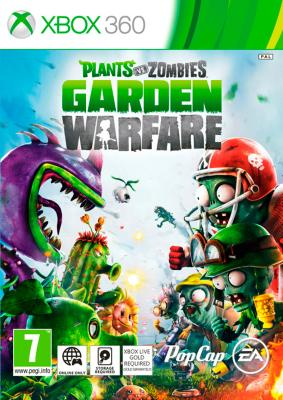 Plants vs. Zombies: Garden Warfare til Xbox One