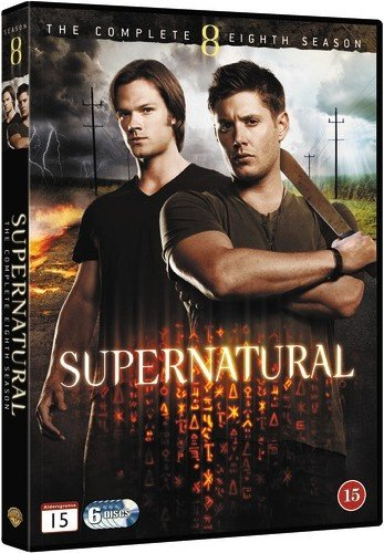 The CW Supernatural - Sesong 8