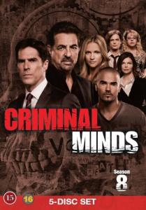 CBS Criminal Minds - Sesong 8