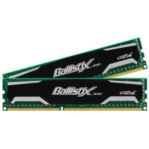 Crucial Ballistix Sport DDR3 1600MHz 4GB CL9 (2x2GB)