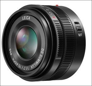 Panasonic Leica DG Summilux 15mm F1.7 ASPH